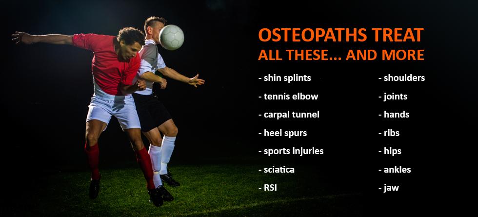 Injuries & Strains